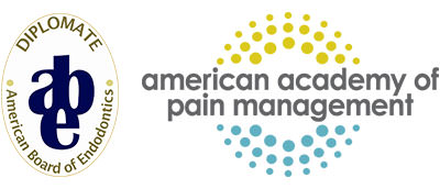 Diplomate, American Academy of Pain Management | Diplomate, American Board of Endodontics
